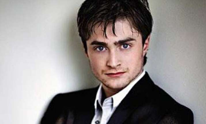 radcliffe glad about being recognised as himself