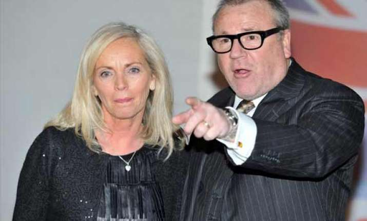 ray winstone is afraid of his wife