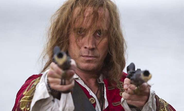 rhys ifans gets hooked on peter pan prequel