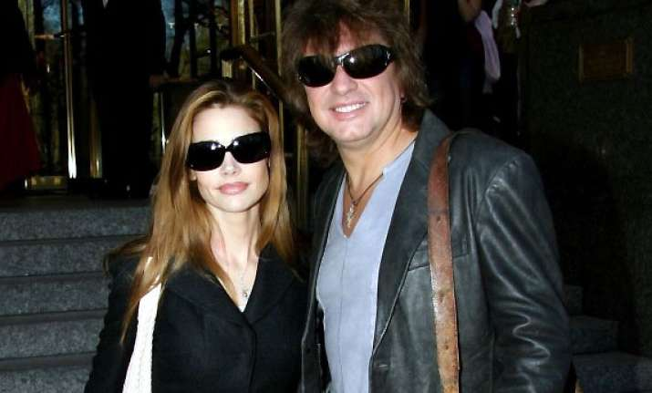 guitarist richie sambora in love with two women at a time