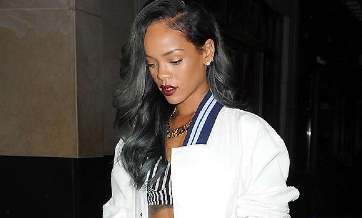 rihanna sued over grandmother s funeral bill