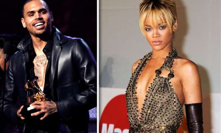rihanna could draw criticism for songs with brown