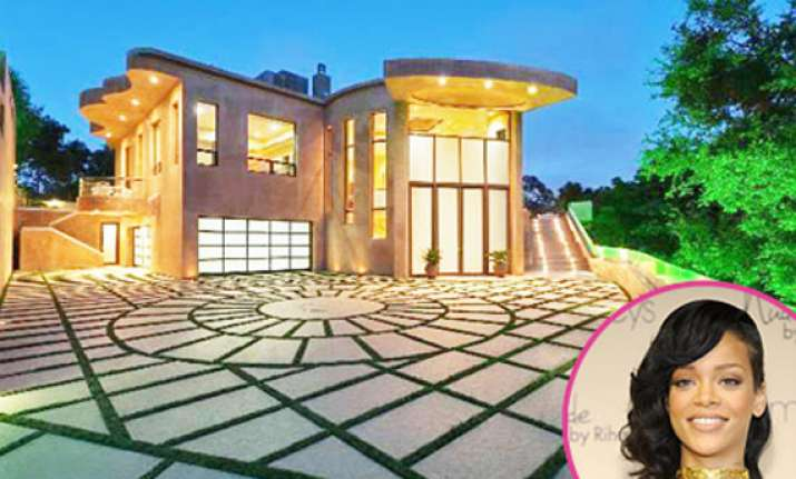 rihanna buys 12 million mansion