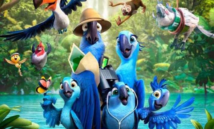 rio 2 movie review a mild entertaining fare