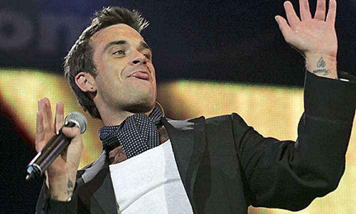 robbie williams to re join take that