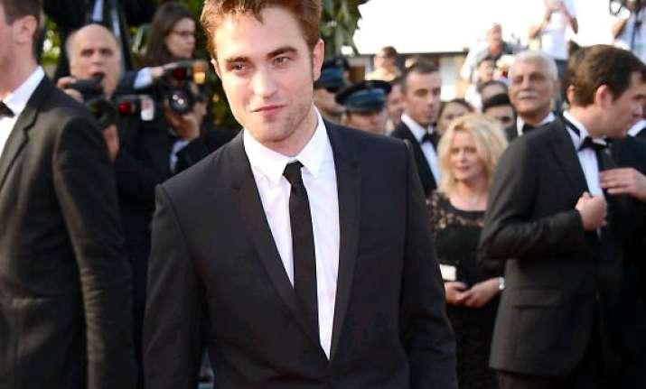 robert pattinson at cannes film fest
