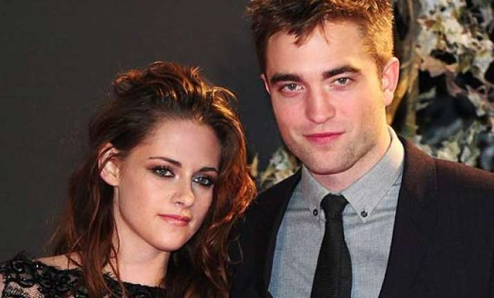 robert pattinson over his break up with kristen stewart