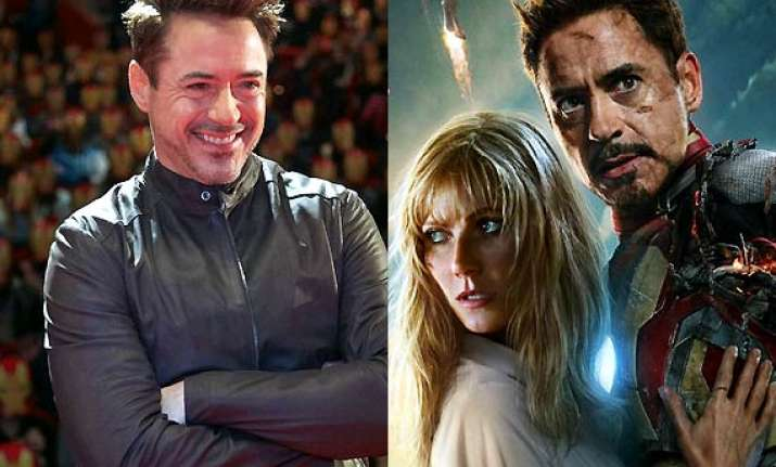 robert iron man downey jr. joins twitter