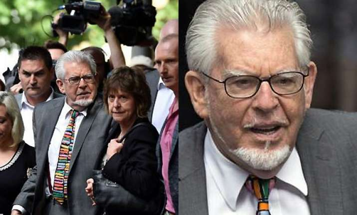 rolf harris found guilty in sex assaults cases jailed for