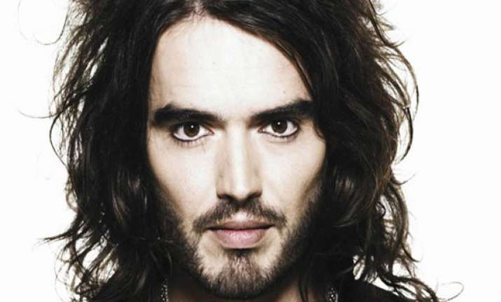 russell brand became postman for sex