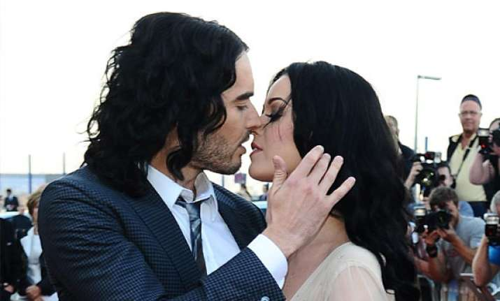 russell brand makes fun of his sex life with ex wife katy