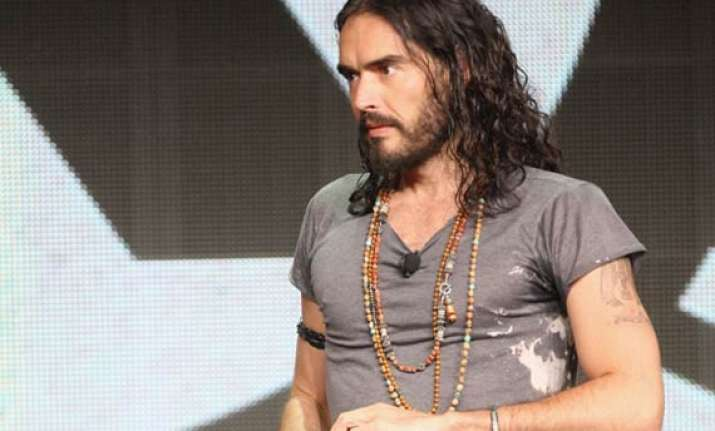 russell brand to feature in documentary made on him