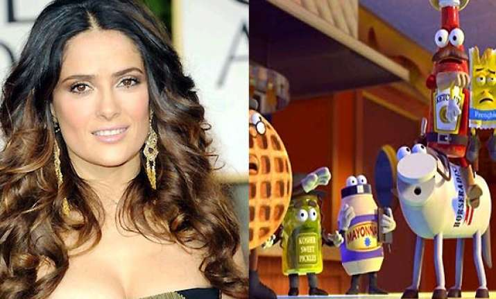 salma hayek s voiceover for sausage party