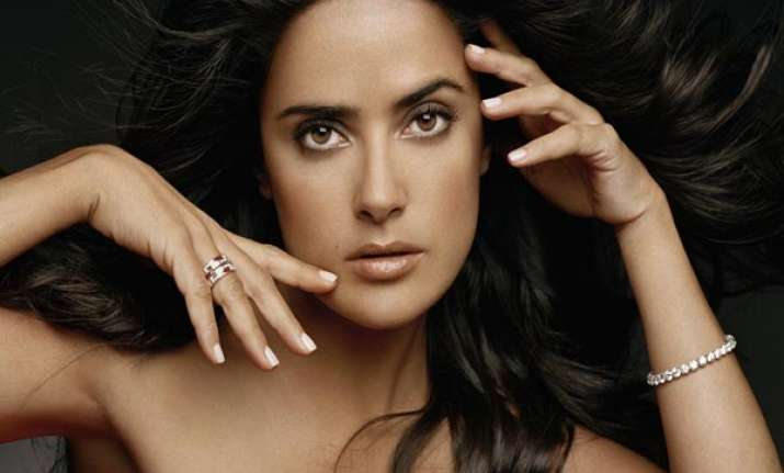 salma hayek develops new show for abc