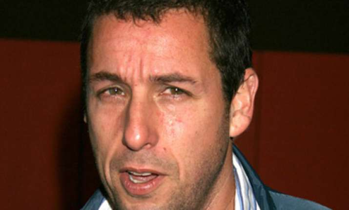 sandler sets razzie record with 11 worst movie noms