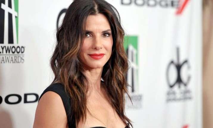 sandra bullock house break in actress and her family