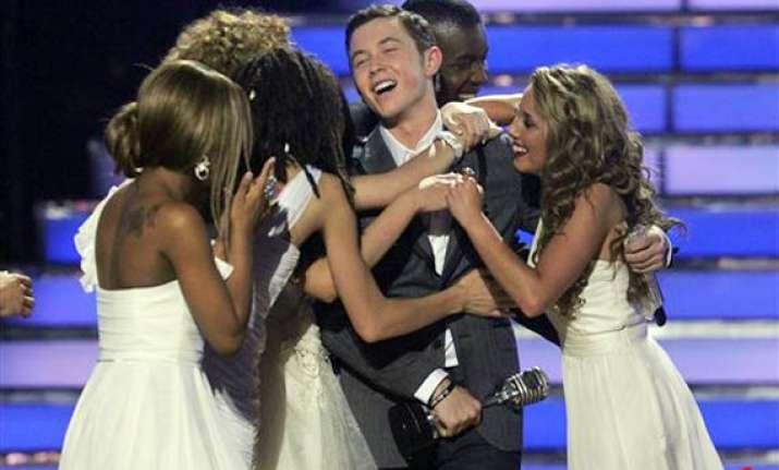 scotty mccreery is american idol winner
