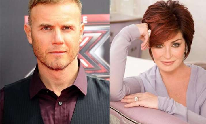 sharon osbourne had a crush on barlow