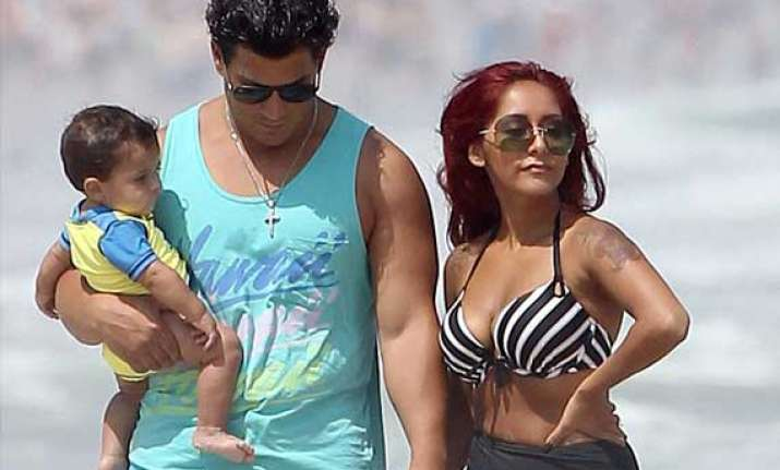 snooki s fiance fears to be cheated by her