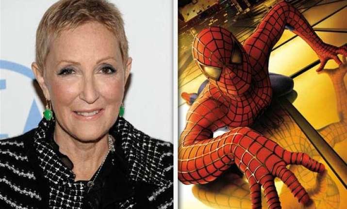 spiderman producer laura ziskin dies at 61