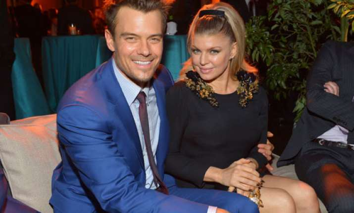 star studded baby shower for fergie