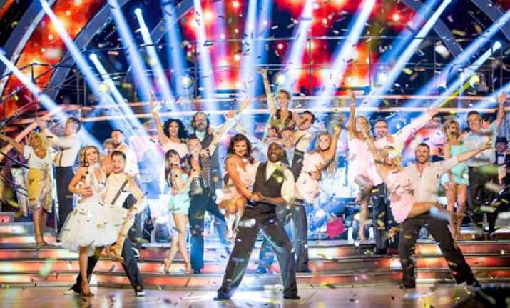 strictly come dancing to get special bafta honour