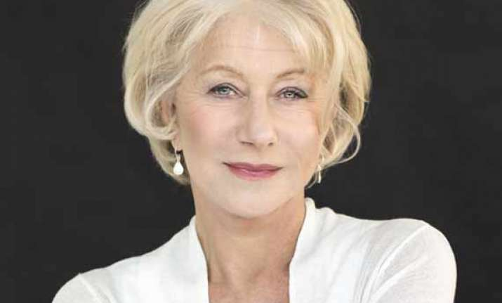 success comes with struggle feels helen mirren