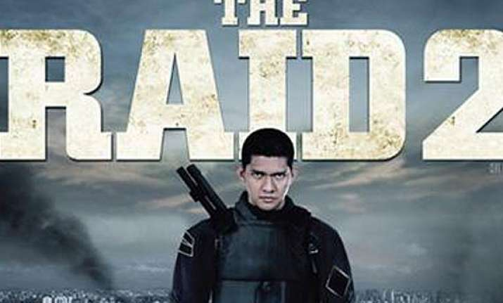 the raid 2 movie review packed with classic visuals but