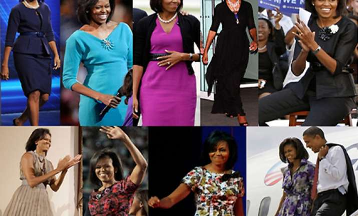 the secret behind michelle obama s power dressing