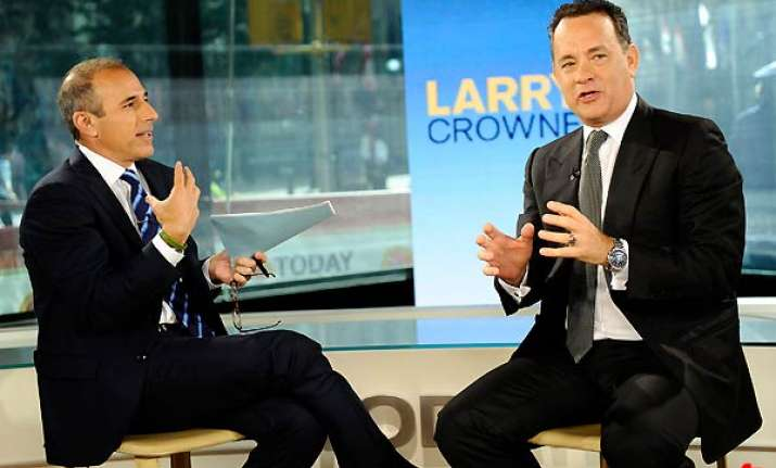 tom hanks heads back to school with larry crowne