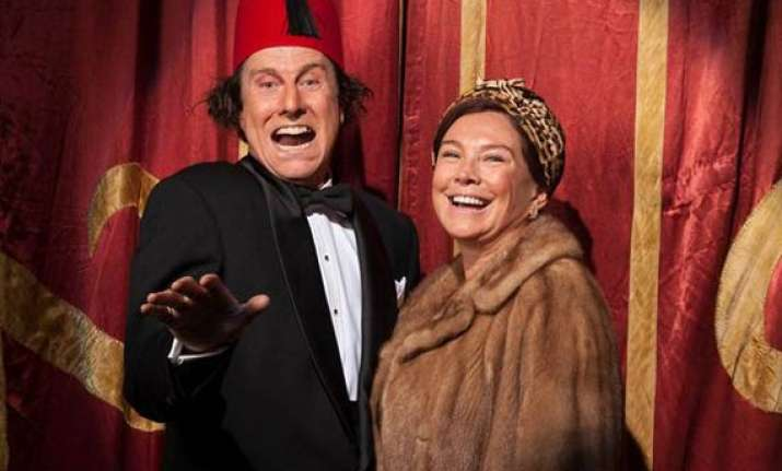 tommy cooper wasn t an alcoholic wife beater daughter