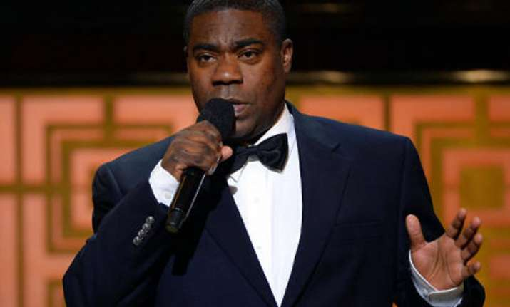 tracy morgan released from rehab