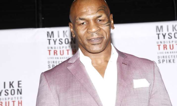 tyson to do cameo in scary movie 3