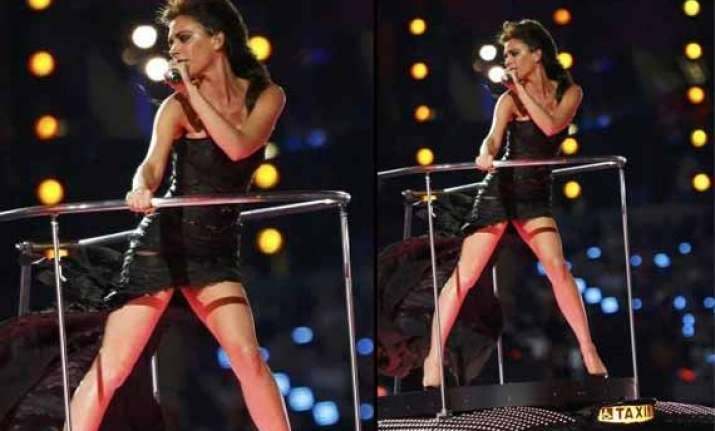 victoria beckham never shaves her legs