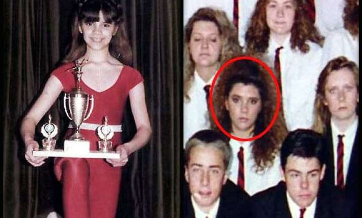 victoria beckham was bullied in school