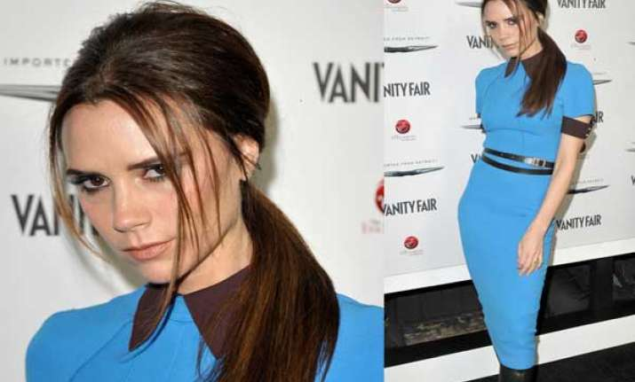 victoria beckham happy with incredible year