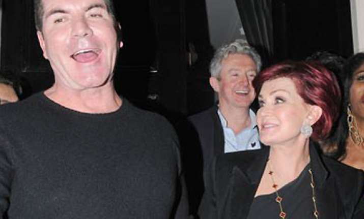 we don t miss simon here sharon osbourne