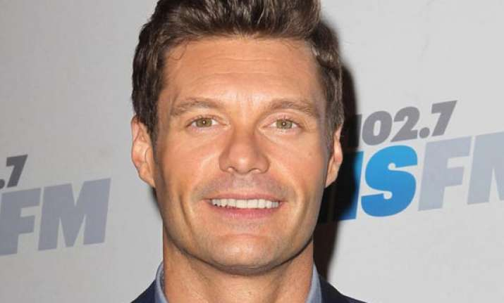what is ryan seacrest fitness inspiration