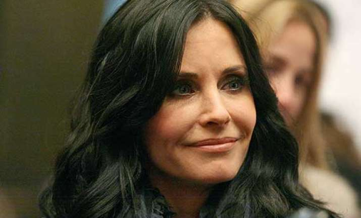 what made courteney cox direct just before i go