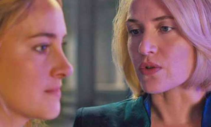 when kate winslet gave career advice to shailene woodley