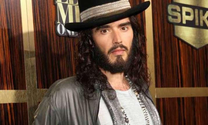 when russell brand skipped train fare