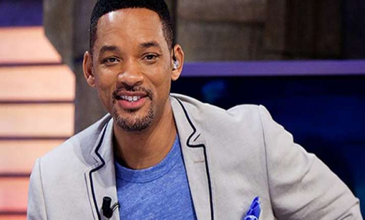 will smith not a swimmer