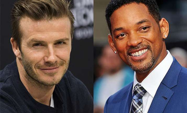 will smith plans tv special with david beckham