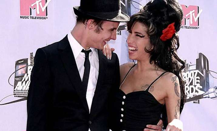 winehouse s ex husband left out of her will