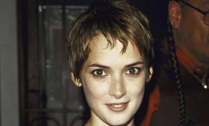 winona ryder works out to stay fit
