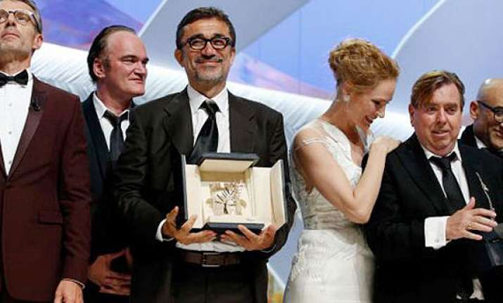 cannes 2014 turkish drama winter sleep wins palme d or see