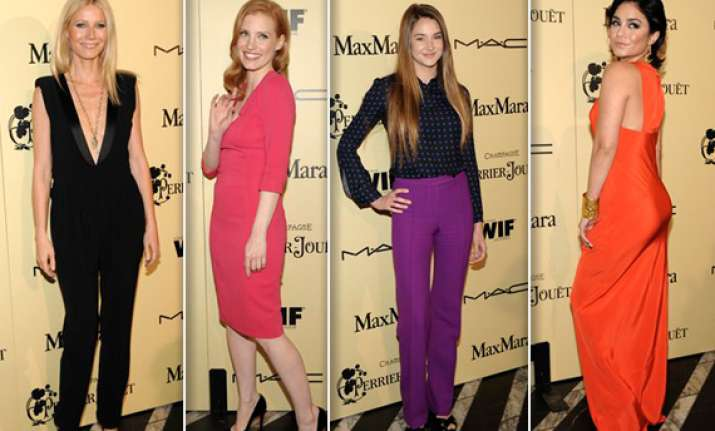 women in film celebrates female oscar nominees