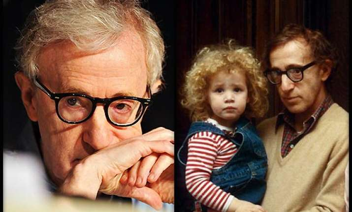 woody allen sexually abused his adopted daughter dylan