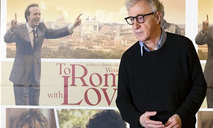 woody s to rome with love shows the sweet life