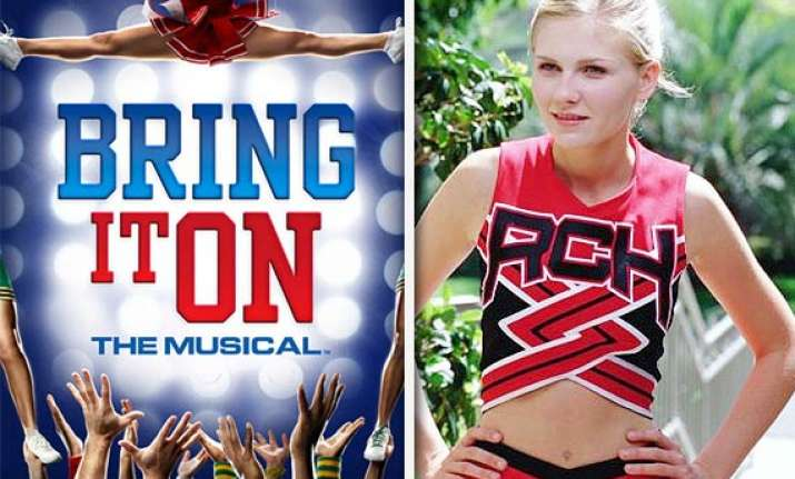 writers guild files claim against bring it on the musical